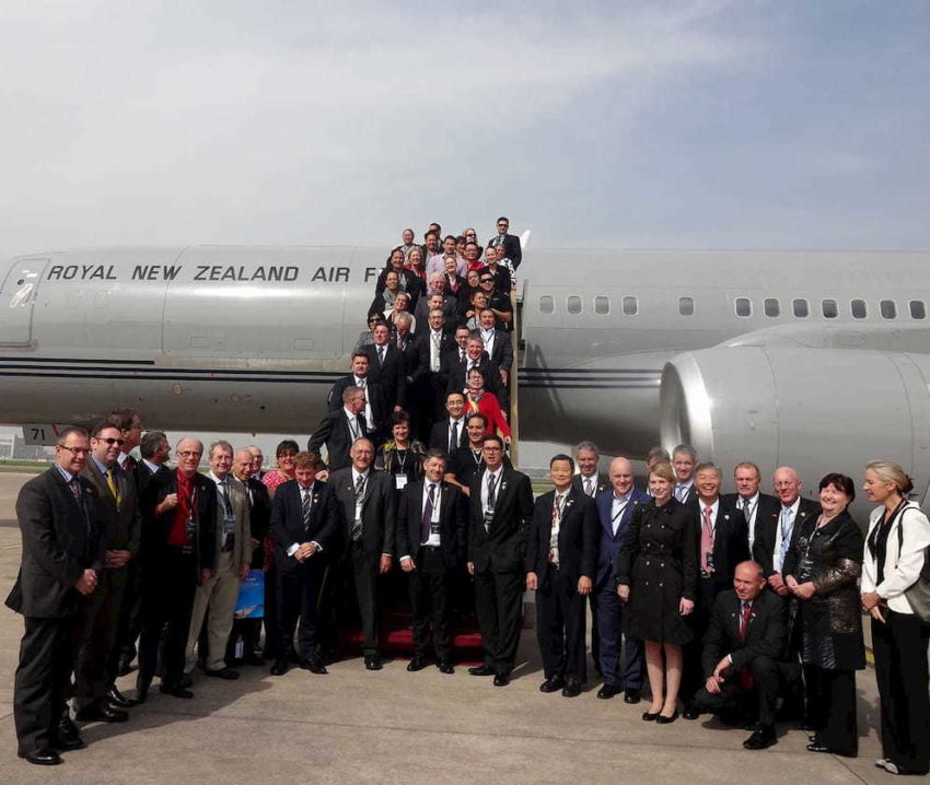 Topic nz china relations x2